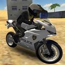 沙漠摩托模拟
