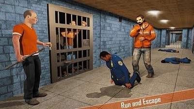 疯狂越狱冒险截图
