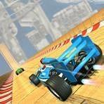 公式赛车特技3D
