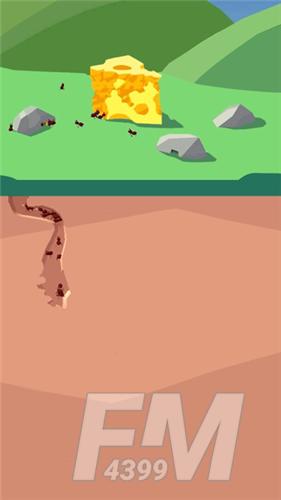 蚂蚁地下王国模拟器
