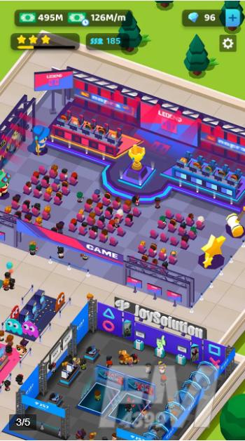 游戏展模拟器