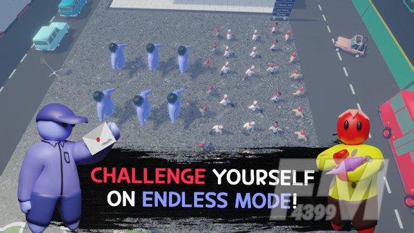 无尽战斗模拟器