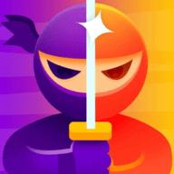彩色忍者刺杀