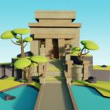 丛林寺庙逃生2