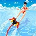 水上飞行器3D