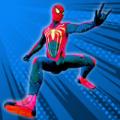 蜘蛛英雄战斗斯特兰