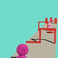 小球人体快跑