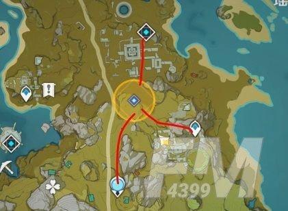 原神折箭觅踪攻略 奇怪的丘丘人任务完成流程攻略