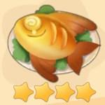 《摩尔庄园》香煎鳕鱼怎么制作