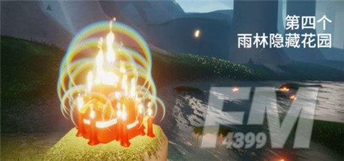 光遇6.8大蜡烛位置分布一览