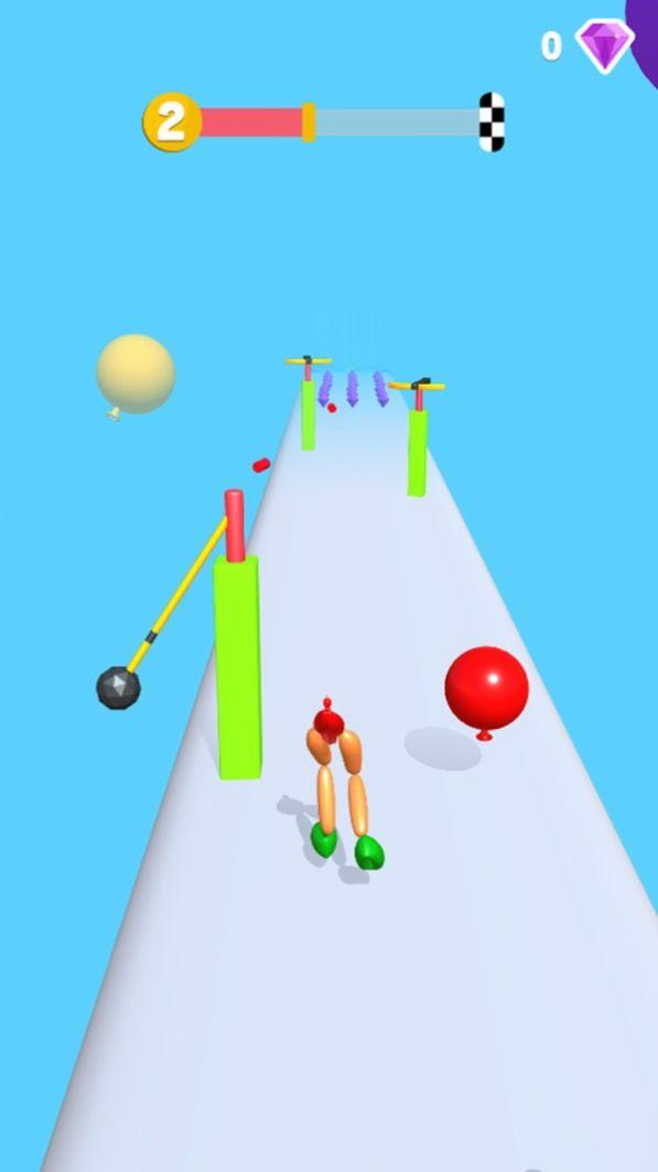 气球人快跑3D截图
