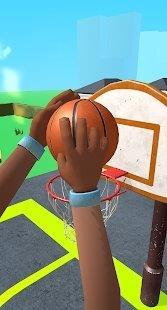 运球篮筐截图