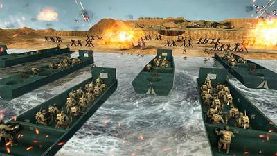 战争抢滩登陆截图