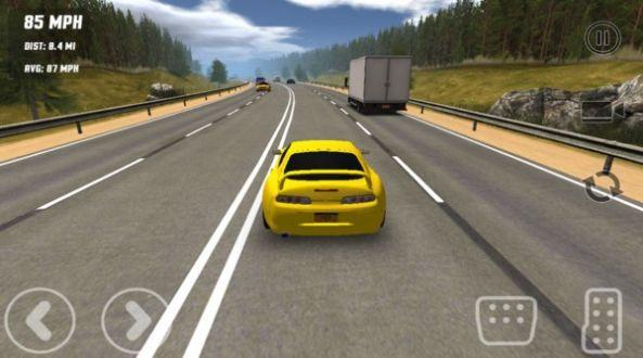顶级公路跑车特技截图