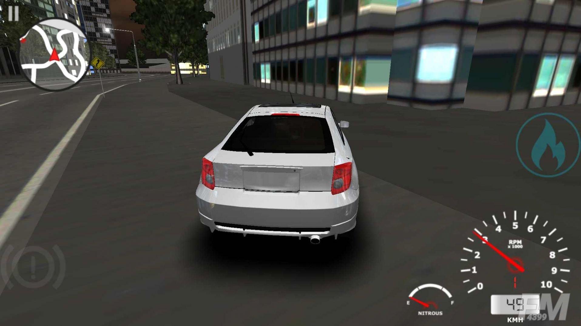 3D极限弯道飞车