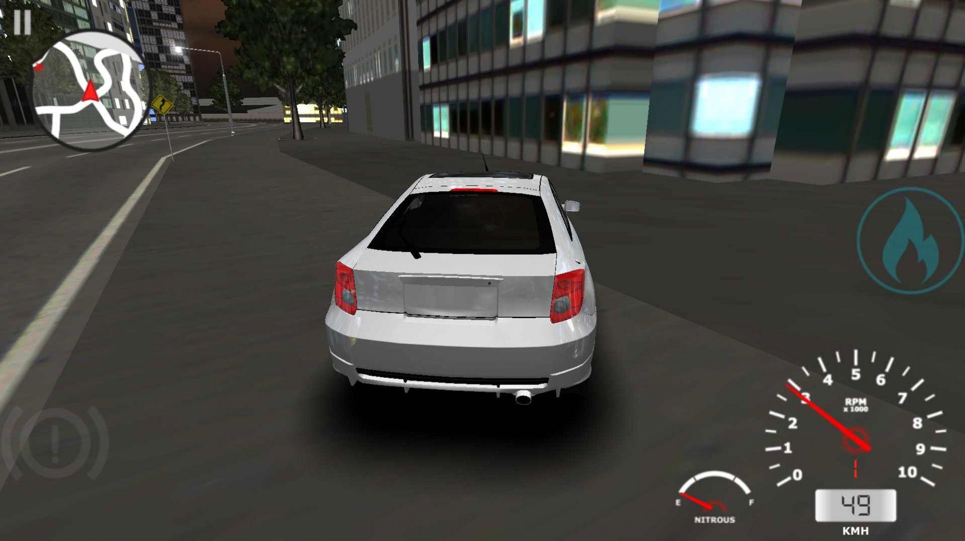 3D极限弯道飞车截图