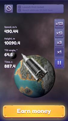 太空探索模拟器游戏截图