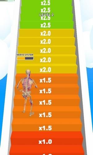 人类跑步截图