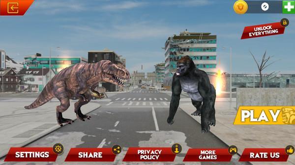 金刚恐龙战斗进化