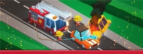 放置消防员大亨
