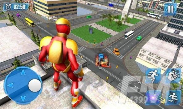 速度城市机器人