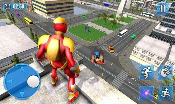 速度城市机器人截图