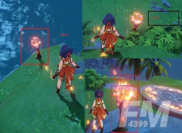 原神破破岛火炬在哪里?破破岛火炬位置坐标大全图片6