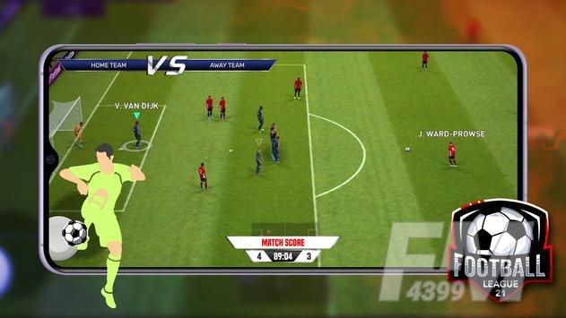 足球联赛21