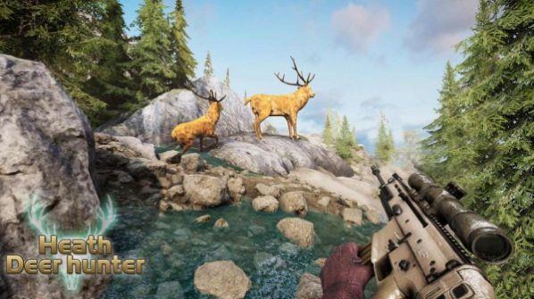 终极狙击猎人截图