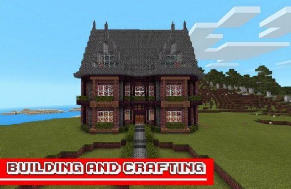 建造制作3D截图