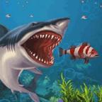 饥饿鲨鱼生存