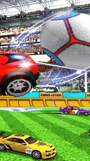 火箭赛车足球联盟截图