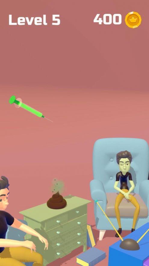 Syringe Flip 3D