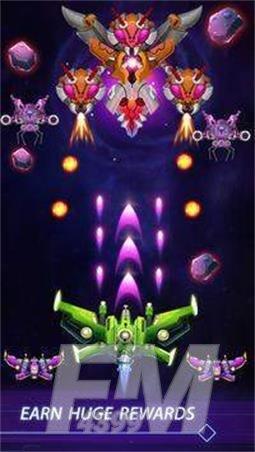 无限太空攻击