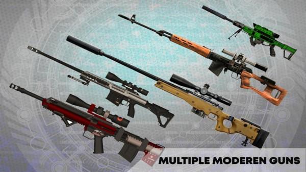 3D狙击枪手截图