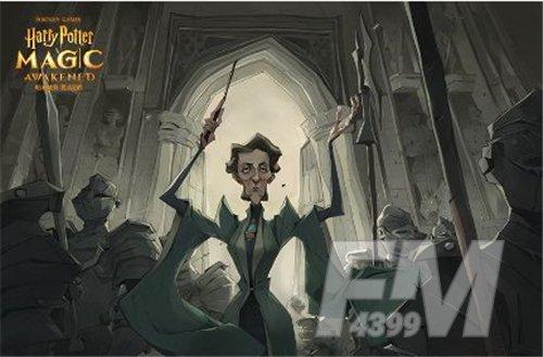 《哈利波特:魔法觉醒》6月16日限量删档测试