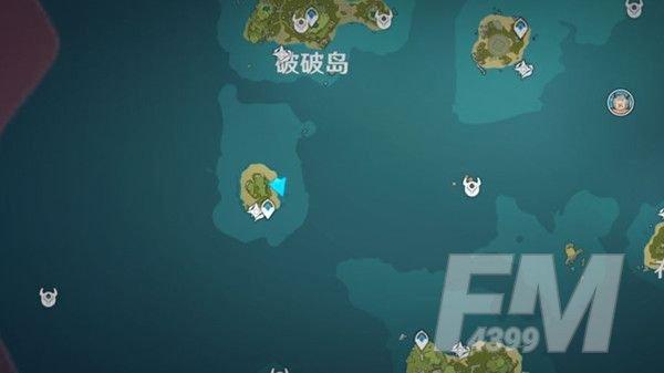 原神海岛大水泡解密攻略 海岛大水泡解密流程图文一览图片2