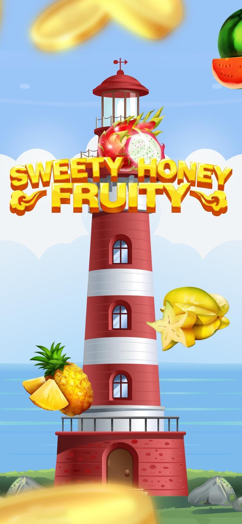 甜蜜的蜂蜜水果截图