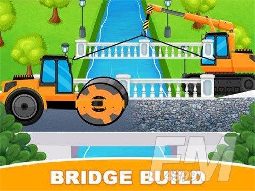 城市建设车辆