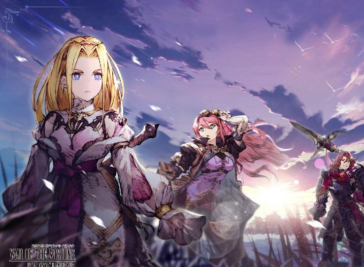 最终幻想勇气启示录幻影战争五星阵容如何搭配 五星阵容搭配方案