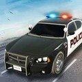警车追击游戏