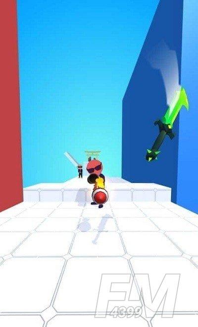 剑玩忍者切片