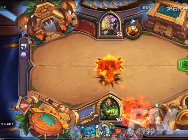 炉石传说踏入火焰之地任务怎么完成?踏入火焰之地任务流程攻略图片3