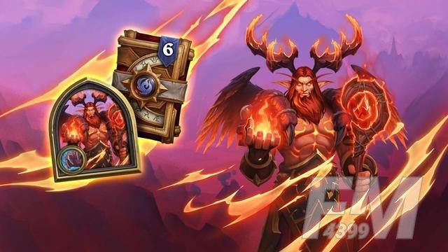炉石传说踏入火焰之地任务怎么完成?踏入火焰之地任务流程攻略图片4