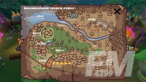 摩尔庄园手游黑森林怎么去?黑森林进入方法分享[多图]图片2
