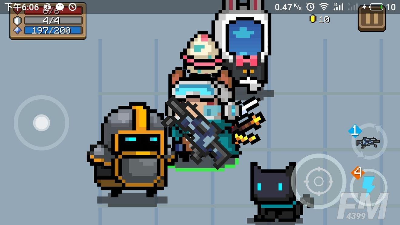 元气骑士电子空间进入方法 元气骑士电子空间玩法攻略