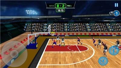 篮球大比拼截图