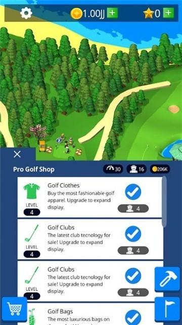 高尔夫俱乐部大亨截图