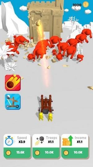 城堡攻击截图