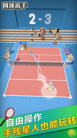 网球高手截图